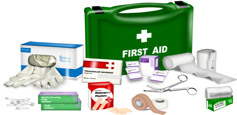 First Aid and Amenities Image