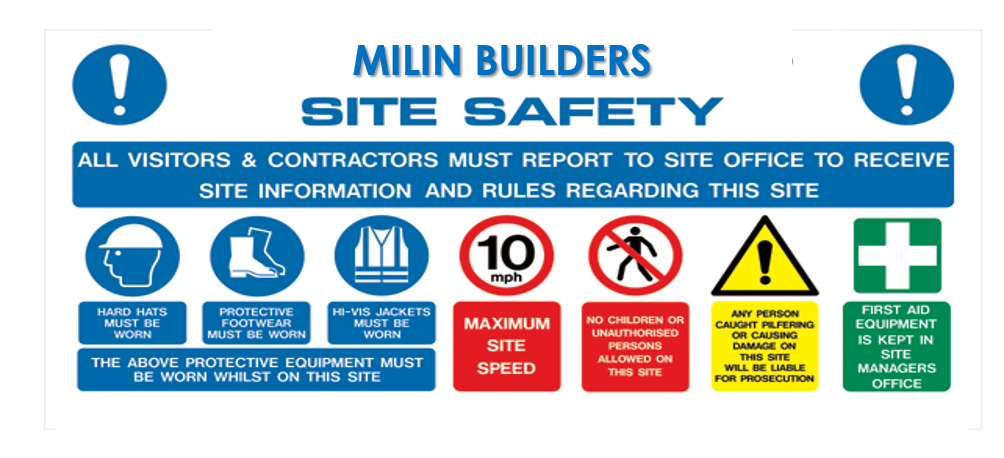 Site Safety Rules Image